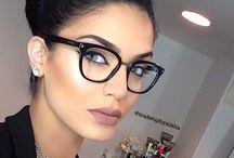 Make e Óculos
