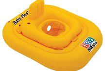 Bouée gonflable bébé & enfant / Pour profiter des plaisirs aquatiques en toute sécurité avec www.raviday-piscine.com