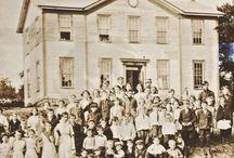 Education in Crawford County / Get of sense of what it was like to be a student in Crawford County through the ages from the one-room schoolhouse to the campus of Allegheny College.