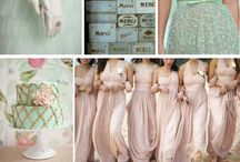 Blush and Mint