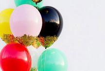 Palloncini / Festa con palloncini