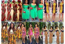 AFrican Fashion / #AfricanFashion #Styles #Ideas #AnkaraFabric #Culture #TraditionalWear #AfricanPrint #AnkaraPrint