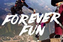 Forever Fun / Neff is a brand that never sleeps and where the fun never stops.