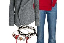 Gameday Outfit Ideas! / Go WOLVES!  Here are some Gameday inspired outfits.