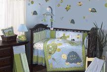 Turtle baby room