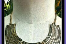 Bijoux Collier LILOCHAPO