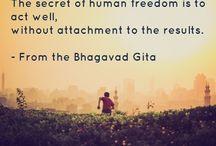 BHAGWAD GITA QUOTES / Some of the best teachings from SRI MAD BHAGWAT GITA