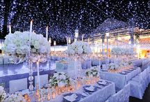 WEDDING TABLES / Flower Design is an art that can transform a location in a fabulous setting.