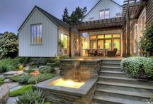 Superior Exterior / Exteriors, Homes / by Stefanie Nielson