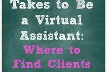 Virtual Assistance  / by Cassandra Moreno