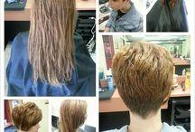 Short Hair: Transformations