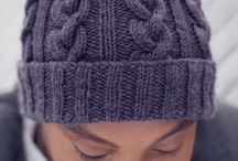 men's knitted hat patterns