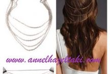 Hair Band /Sac Bandı / Sac Aksesuarları - Hair Accessories