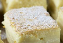 magic custard tart