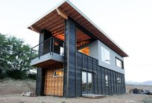 Fab / Container, prefab, and tiny houses...and other dwellings.