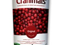 Cranimals Supplements / Cranimals™ whole food supplements offer proprietary ingredients that you won't find in any other pet health product.