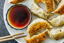 DUMPLING/POT STICKERS