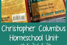 Christopher Columbus, explorers, / by Heather Peacock