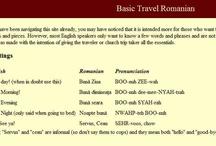 basic romanian
