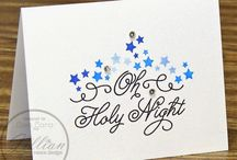 Oh Holy Night {Stamp Set}