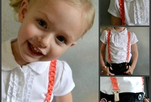 Kids Clothing to Make- Accessories / by Desiree Glaze
