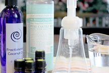 diy cleaners and soaps