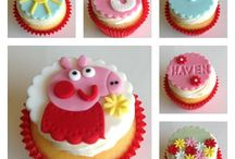 Peppa Pig Party / Peppa Pig Party ideas for birthday parties. Lots of birthday cake, party decorations, piñata making, party food and treats, favors and lolly bags, games, entertainment and so much more.   Lots of Australian vendors and party entertainers too.
