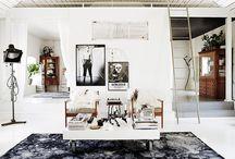 Livingroom / by Julia Thielen
