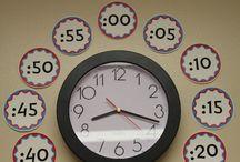 Clocks / Clock mins