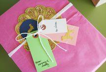 gift wrap / by Angela Larsen