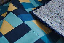 Quilts for children / Лоскутные пледы для детей, квилтинг