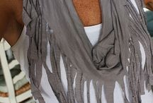 DIY - Scarfs and more