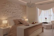 Hálószoba / Felújítási tippek és inspiráló ötletek a hálószobához.