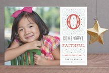 Minted 2013 Holiday Collection / Minted 2013 Holiday Card Collection / by Minted