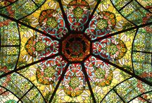 Stained Glass-Mosaics / by Danabeth Suber