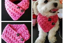 Crochet perro