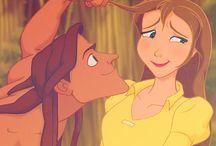 Romance / Amor Disney