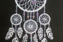 Dare to Dream! / All dreams spin out from the same web. - Hopi