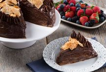 Delicious Desserts / Keep it sweet with these delectable dessert ideas.