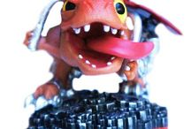 Skylanders Trap Team / Images of the figures from the brand new Skylanders Trap Team video game / by Skylanders Collection
