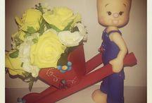 Ursa Florista ♥
