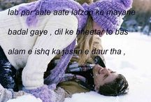 #urdu shayari love,