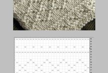 模様 編み図