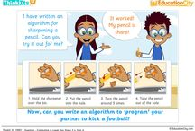 Computing Lesson Starters / EducationCity has created some great ThinkIts for Computing, which are great for starting of class discussions about a new topic.  / by EducationCity