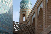 Places & spaces ~ Uzbekistan