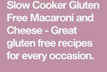 Gluten free easy tips
