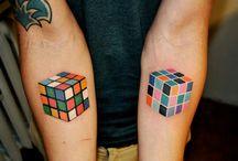 Tattoo. /