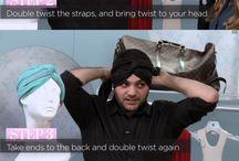 turban wrap