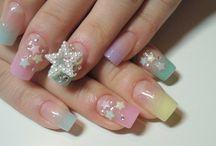 Sweet Nails / by Nida White