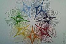 színes grafikák
